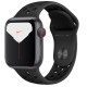 Apple Watch Series 5 GPS+ Cellular 44mm Space Grey Aluminum Case with Anthracite Black Nike Sport Ba